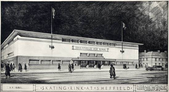 Sheffield skating rink